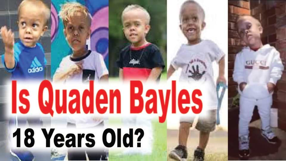 Is Quaden Bayles 18 Years Old