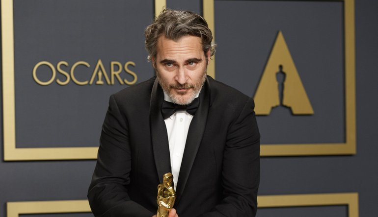 Oscar 2020 Best Actor Award Winner| Joaquin Phoenix| Academy Award 2020| Joker