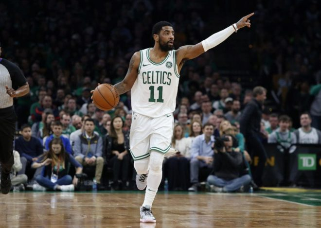 Kyrie Irving to miss significant time with expected shoulder procedure