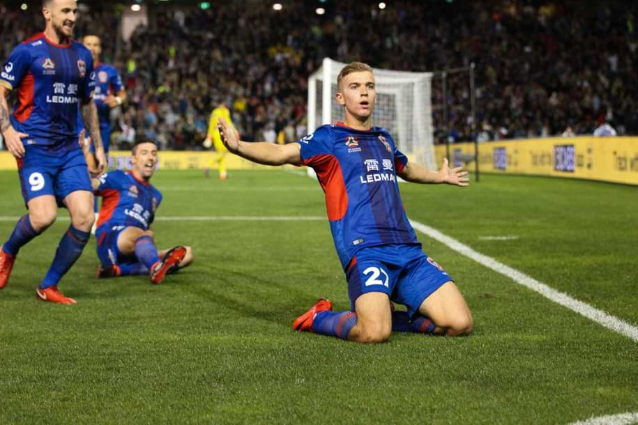 Live Key Moments Melbourne Victory FC Newcastle Live Score