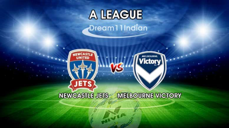 Melbourne Victory FC Newcastle Jets FC