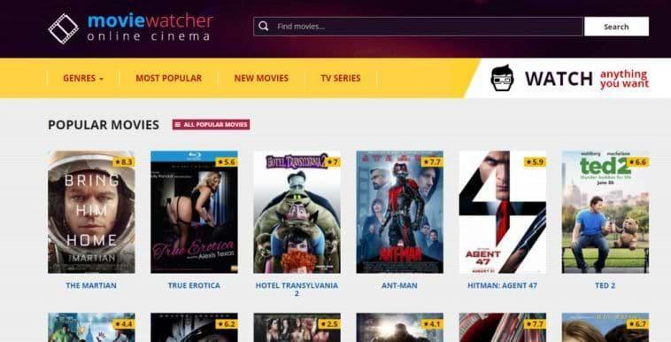 MovieWatcher-online