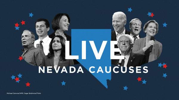 The Nevada Caucuses Election Updates