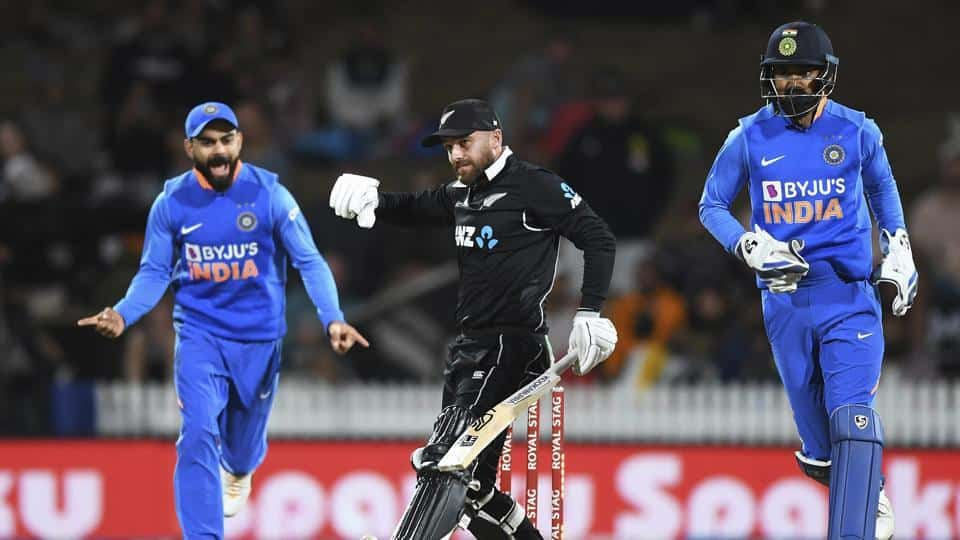 India Vs New Zealand| 2nd ODI match| Score Card| New Zealand Won| Match Highlights