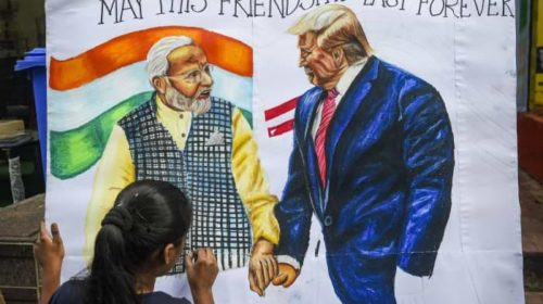 modi trump-india-visit