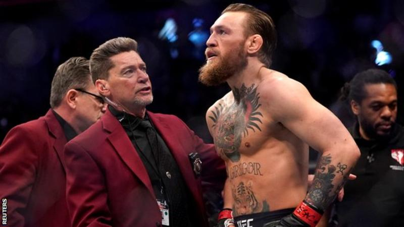 Conor McGregor vents on coronavirus after aunt's death: 'This stupid (expletive) virus'
