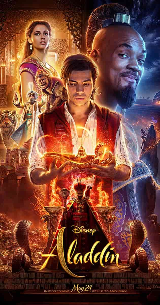 Aladdin Download Hindi Dubbed Hollywood Movie HD 300mb -  Updatednewsreport.com