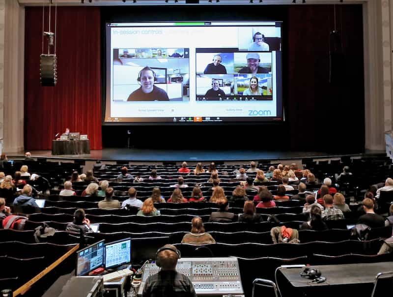 Binghamton University Choose Zoom Video Communications For Online Classes Transition