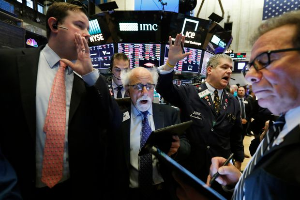 NYSE Stock Market Live: Dow Jones & SP500 Crash More than 2000 Points due to Trump on Coronavirus Decision
