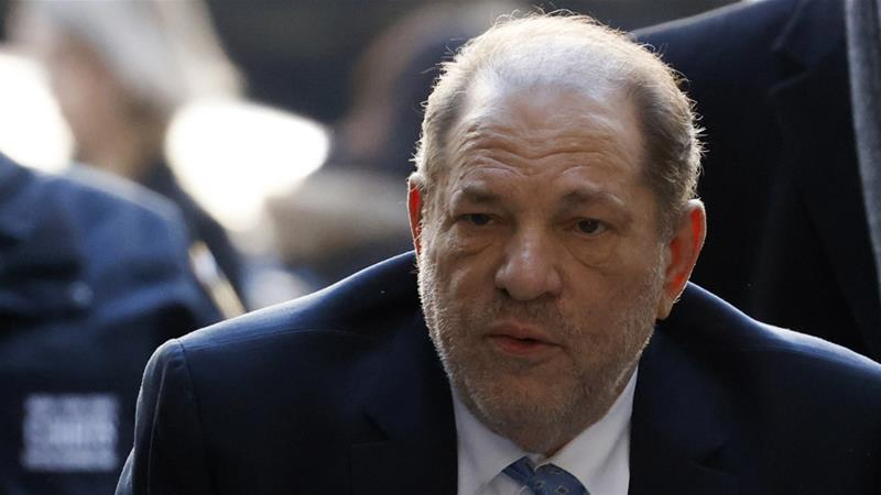 Harvey Weinstein Sentenced to 23 years in prison for Rape and Sexual Abuse by New York Court