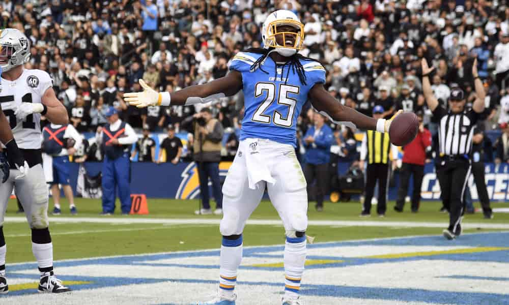 NFL Free Agency: RB Melvin Gordon Move on to Denver Broncos From Los Angeles Chargers