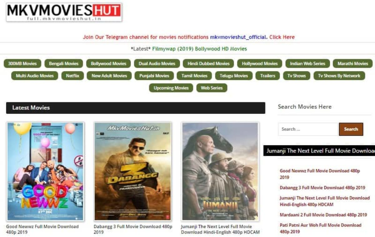 Mkv Movies 2020 Download Bollywood Hd Movies Online