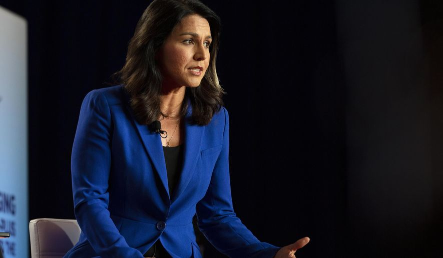 Tulsi Gabbard's $50 Million Suit Against Google Dismissed by Judge