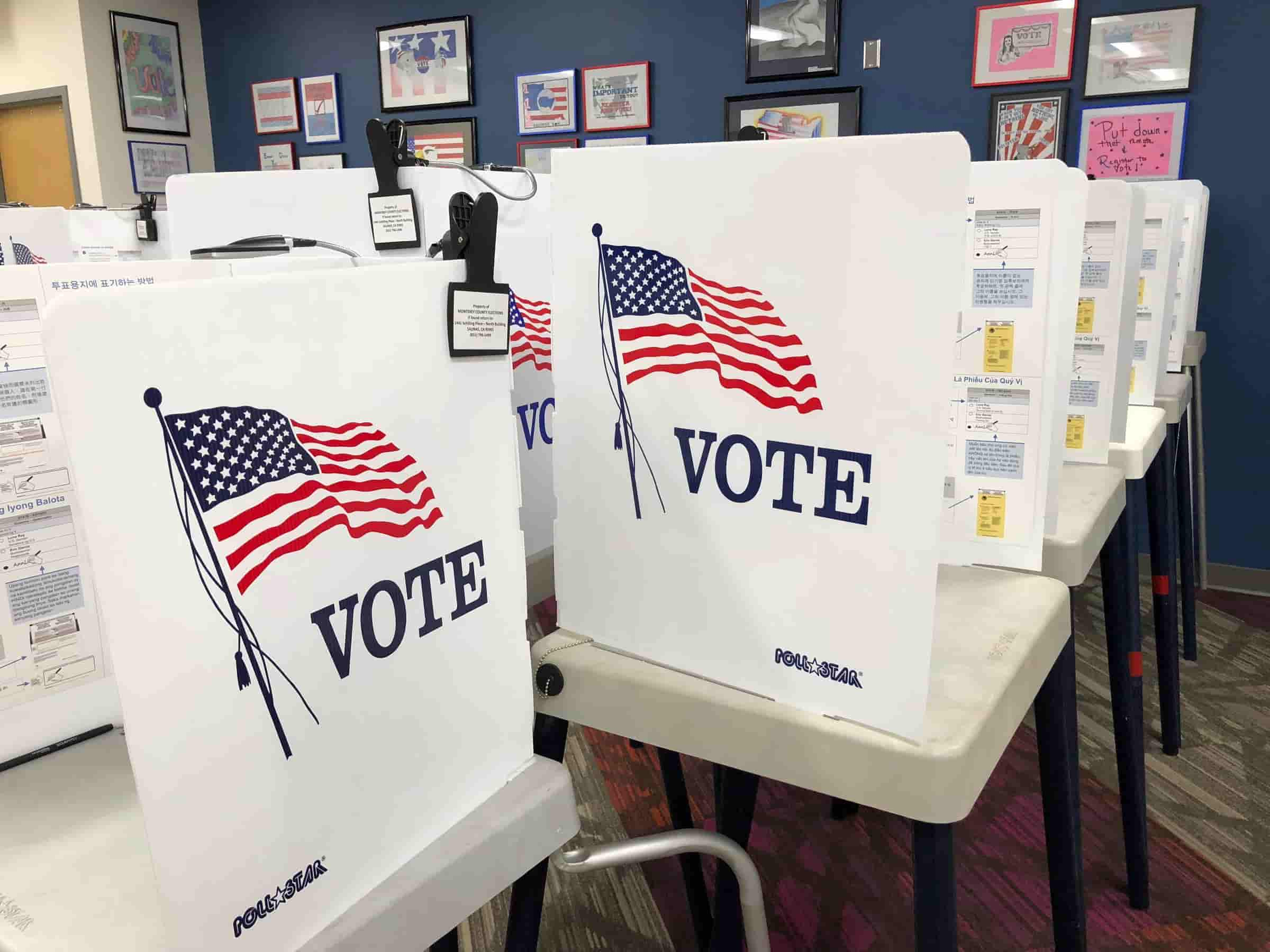 Super Tuesday Voting Open and Underway Today- Its Your Responsibility and Right