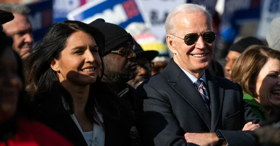 Tulsi Gabbard Drop Out President Race, Endorsed Biden