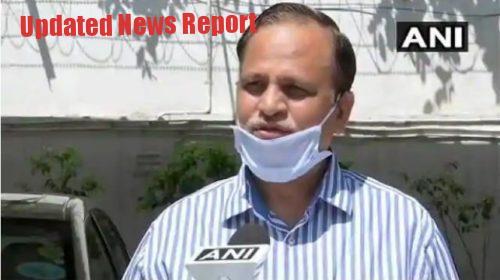 1069 Corona patients in Delhi