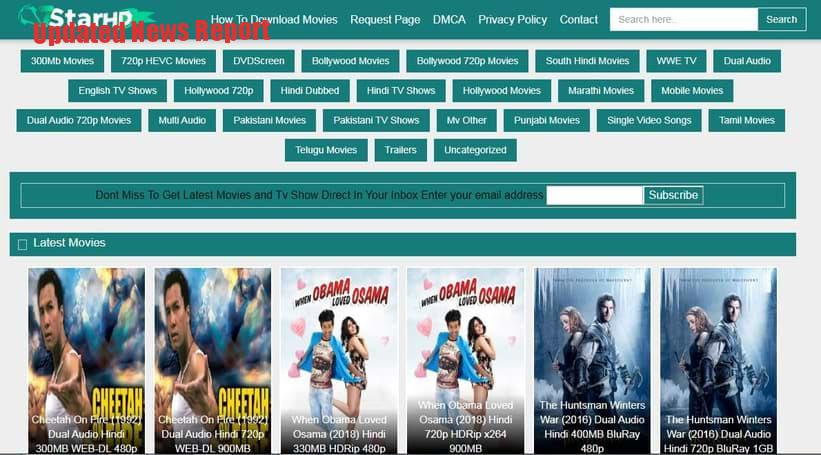 7starHD (2020) Download Bollywood, Tamil HD Movies Online