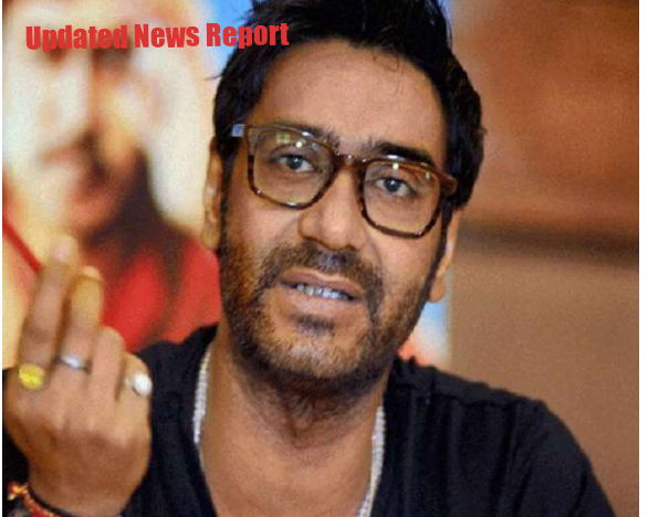 Ajay Devgan's song 'Thehar Jaa' went viral as soon as released