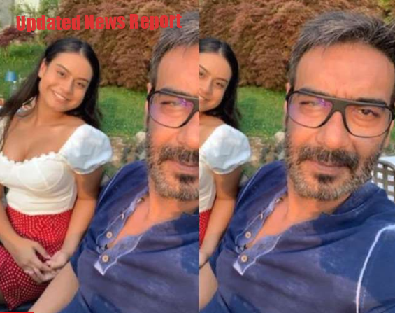 Ajay wishes his daughter Nysa a Happy Birthday