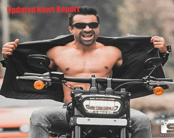 This is Ajaz Khan who is at number one in controversies