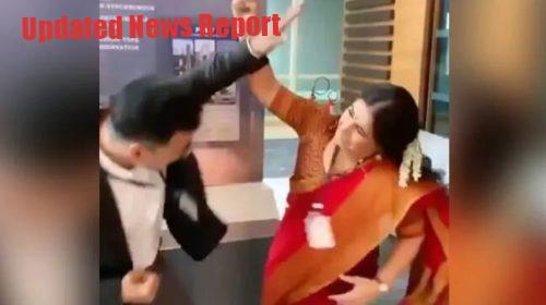 Akshay and Vidya