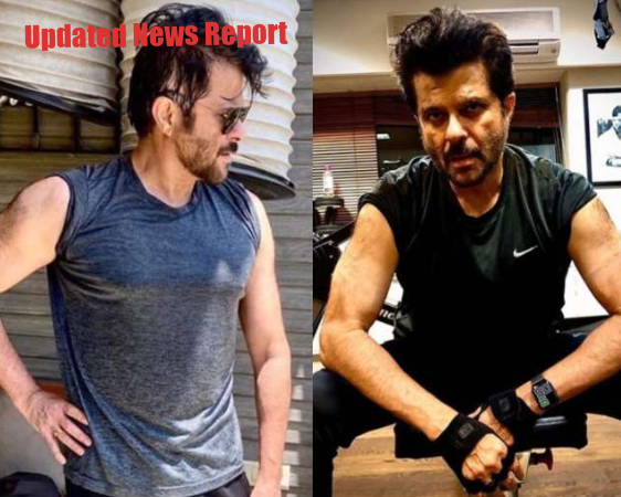Seeing Anil Kapoor's body in these pictures, you will also be sweating