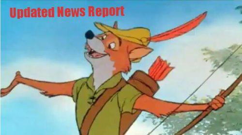 Animated Robin Hood remake will arrive soon