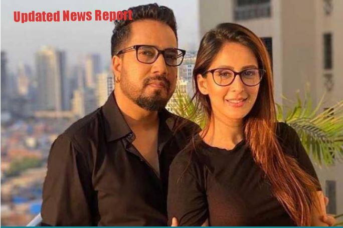 Chahat Khanna and Mika Singh shared a very special image