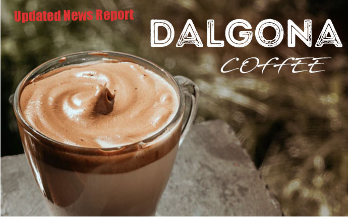Dalgona Coffee Receipe: Making Dalgona Coffee at Home