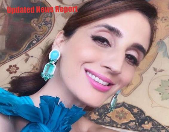 Corona virus test report of Suzanne's sister Farah Khan