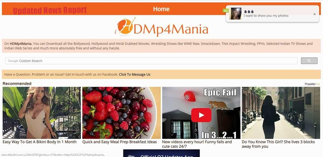 HDMp4Mania Download Free Movies