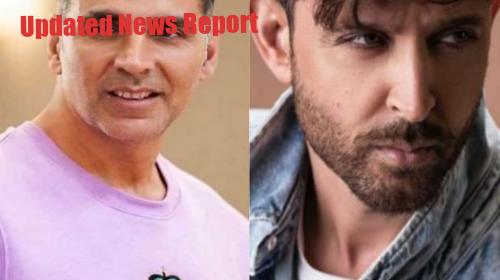 Hrithik Roshan praises the efforts of Akshay Kumar, Karan Johar