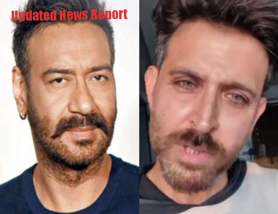 Ajay Devgan and Hrithik Roshan made a special appeal to those who defeated COVID-19