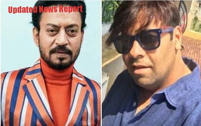 Irrfan khan and kiku sharda