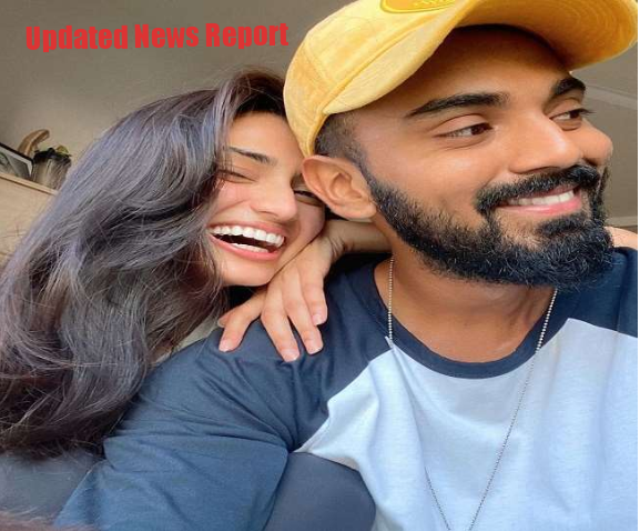 Athiya Shetty wishes cricketer KL Rahul happy birthday