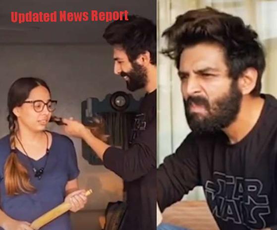 Karthik Aryan became Kabir Singh after eating bad bread, made this situation for sister