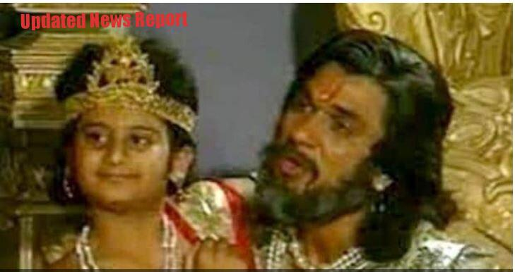 How did Mukesh Khanna get that historic role of Bhishma Pitamah
