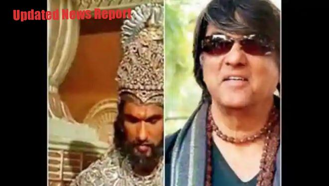 Mukesh Khanna reacts to 'Cooler Viral Scene' from Mahabharata