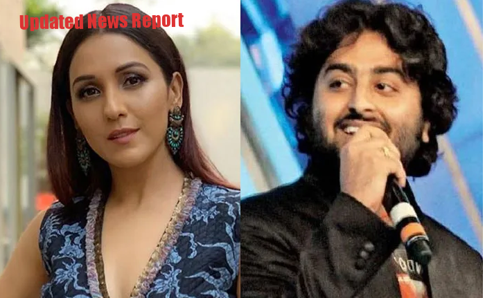 Duet Song By Neeti Mohan And Arijit Singh Get Ready To Fall In Love Again Updatednewsreport Com