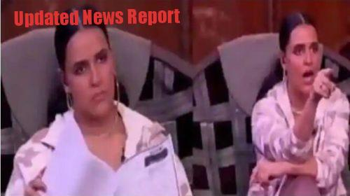 Neha Dhupia was trolled on TV for bullying of contestants, now explained