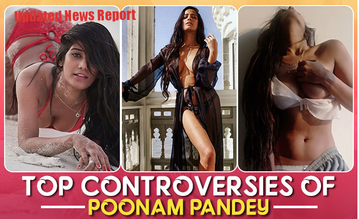 Top Controversy of Poonam Pandey