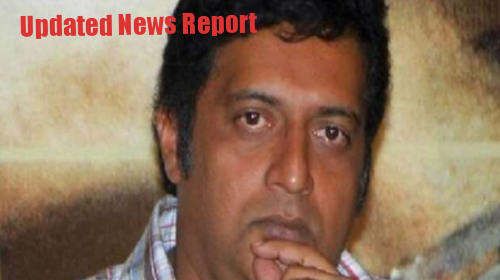 Prakash Raj's financial condition deteriorated while helping people in lockdown