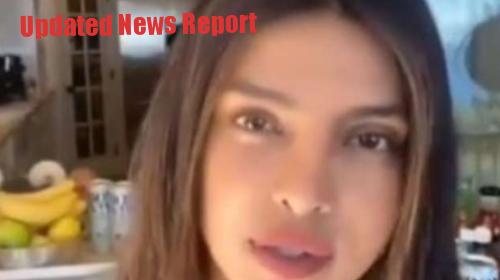 Priyanka Chopra was live, then Nick dropped the pot