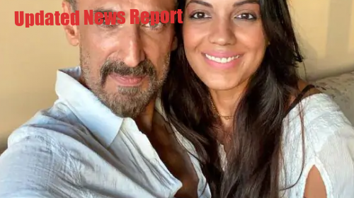 For The First Time Mugdha Godse opens her equation with Rahul Dev's son