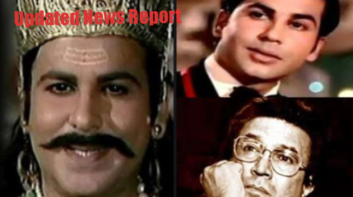 When Rajesh Khanna started being insecured by Ramayan's 'Meghnath'
