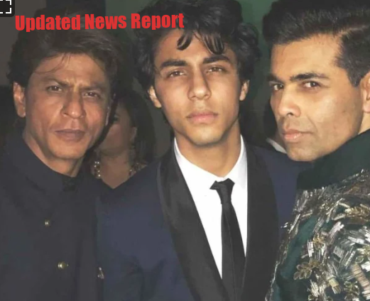 Aryan beaten a girl for calling Shahrukh fat