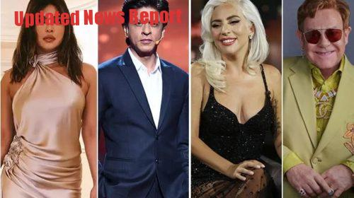 SRK And Priyanka Chopra To Join Lady Gaga, Elton John To Raise Funds For Coronavirus