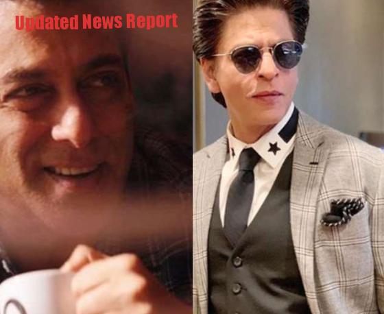 Shahrukh Khan said in praise of Salman Khan's song
