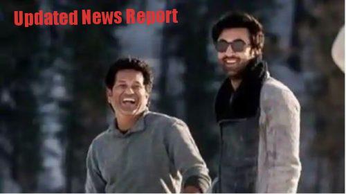 Sachin tendulkar and Ranbir kapoor