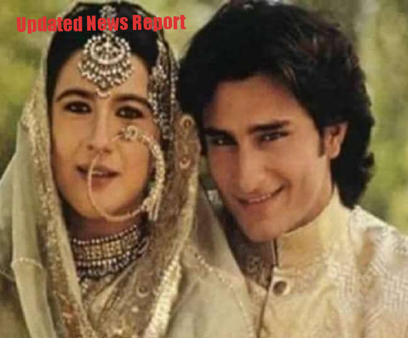 Saif Ali Khan apologized to Amrita Singh in front of the camera after a fight in a nightclub